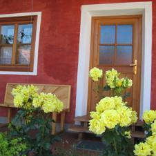 Fewo Rot Eingang