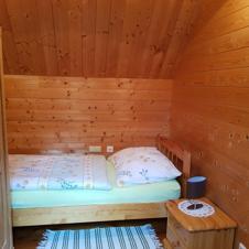 Fewo Rot Schlafzimmer 2